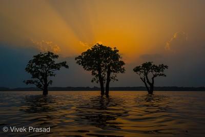 Sonbeel Lake
