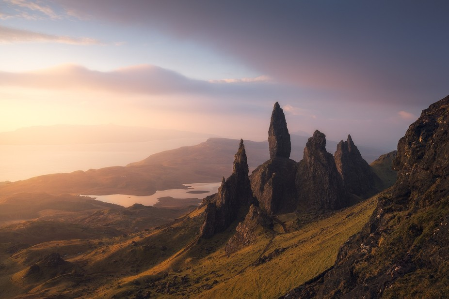 The next destination after Glencoe was the Isle of Skye and like most landscape photographers, nu...