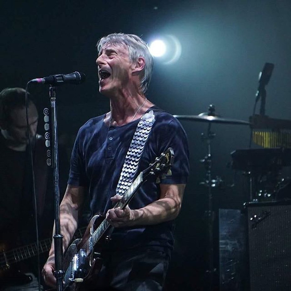 Paul Weller by flamesworddragon - Music And Concerts Photo Contest