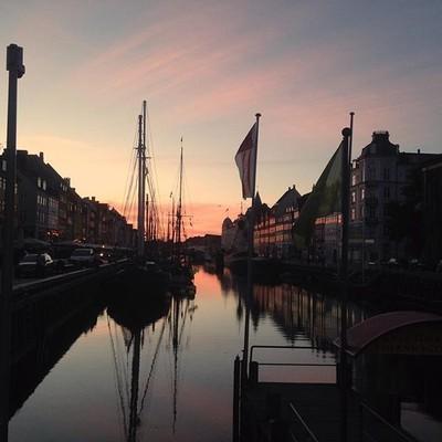 Good morning Nyhavn!