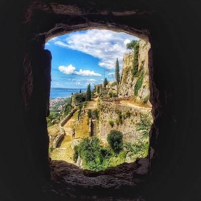 Klis fortress, the Game of Thrones exterior shot location for the city of Meereen. #wanderlust #GoTfan #gameofthrones #GoTset #klisfortress #mereen #visitcroatia #ig_mood #ig_today #superhubs_2million #thetraveler #webstatravel #websta_me #croatia_instagr