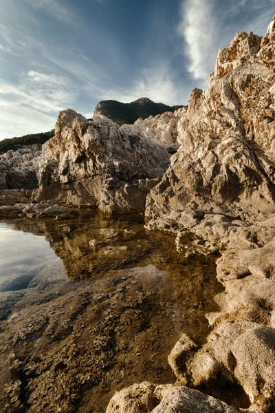 Piscine Naturali di San Felice -- San Felices' Rock Pools