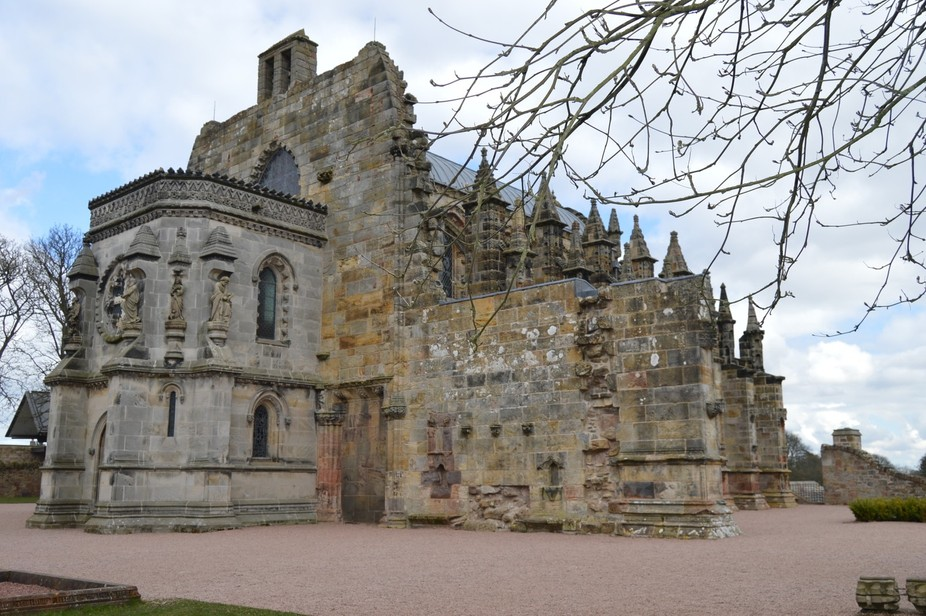 One of Scotland's most remarkable buildings, Rosslyn Chapel has been in the ownership of our fa...