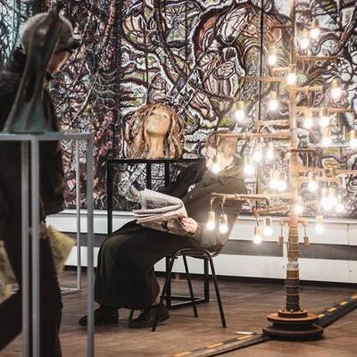 Выставка современного искусства, Минск