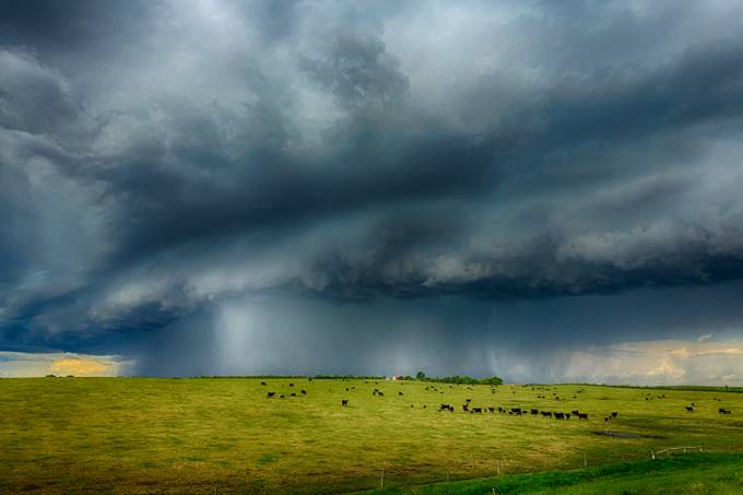 Spring Storm by KendraKPK - A Storm Is Coming Photo Contest