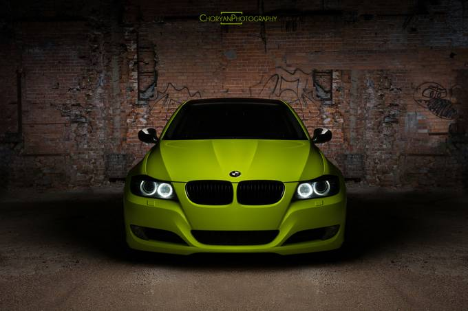 BMW by stevechoryan - My Favorite Car Photo Contest