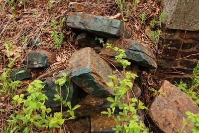 York Redoubt Rocks