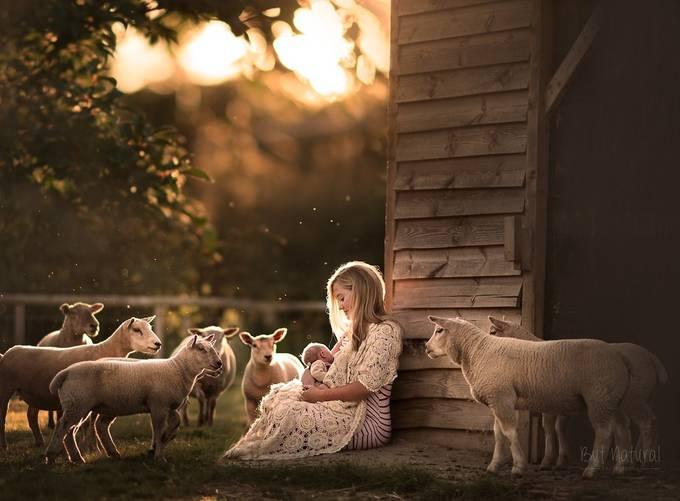 Unconditional Love by sujatasetia - Motherhood Photo Contest 2017