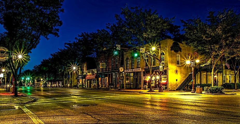 Main Street Suburbia