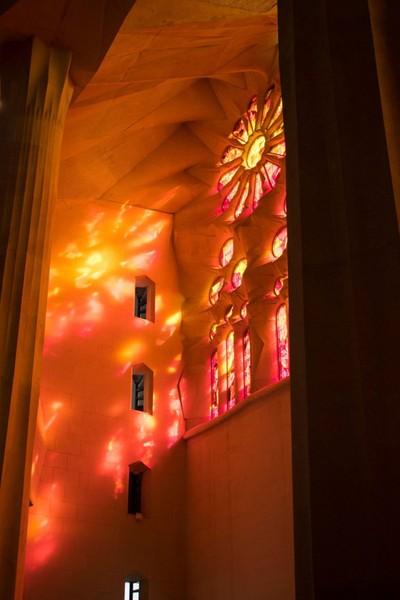La Sagrada Familia - Gaudi, Barcelona