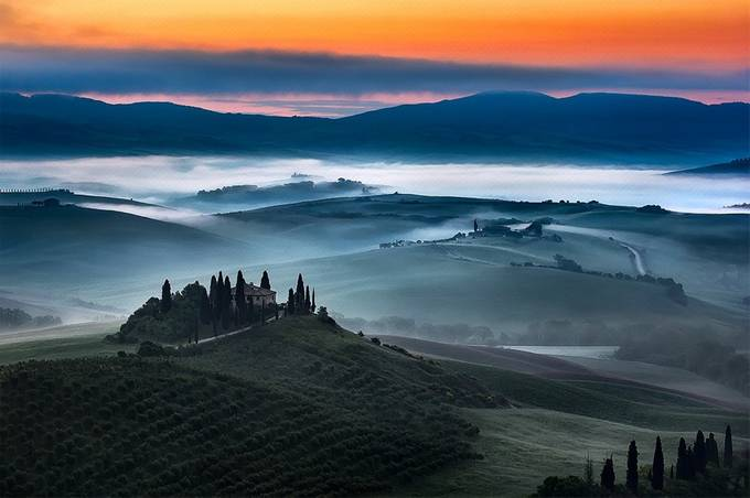 *** The Tuscan Hangover *** by shutterchemistry - The First Light Photo Contest