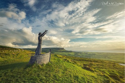 Manannan Mac Lir - Gortmore Viewing Point