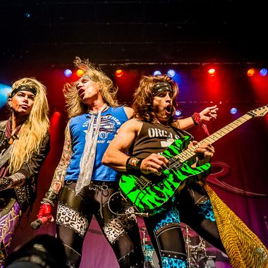 Steel Panther at Le Metropolis de Montreal