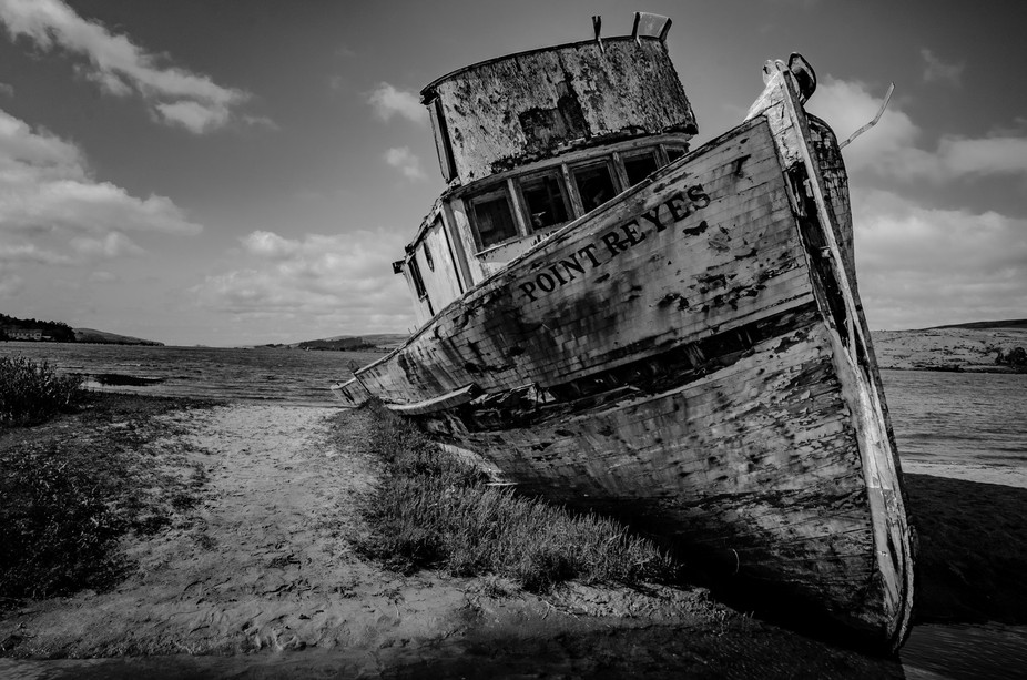 The Inverness Shipwreck is a place i have ways wanted to go, but never found myself actually visi...