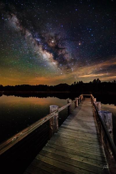 Celestial dock