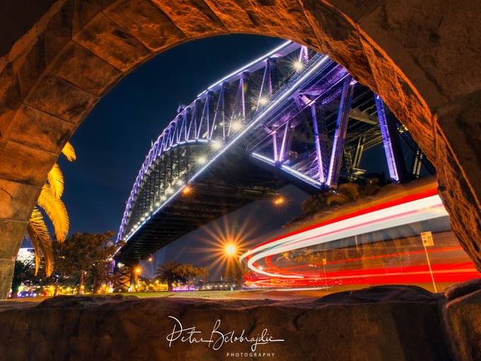 Iconic bridge  by PetarBphotography - Composing With Arches Photo Contest