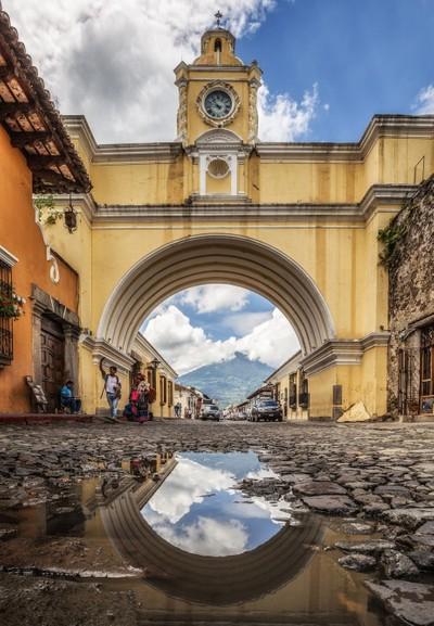 Antigua - The beauty of Guaetemala