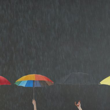 A Brolly Good Time :-)