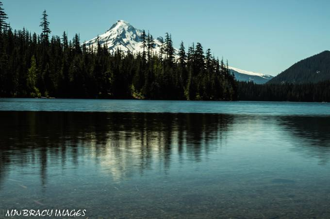 Lost Lake view