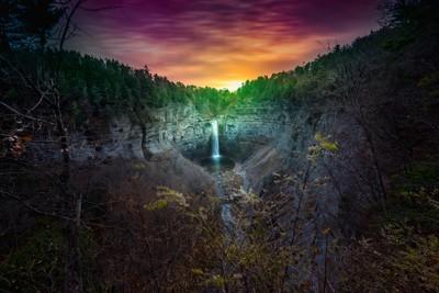 Taughannock Waterfall