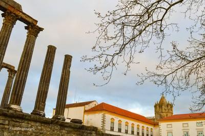 A look at Évora