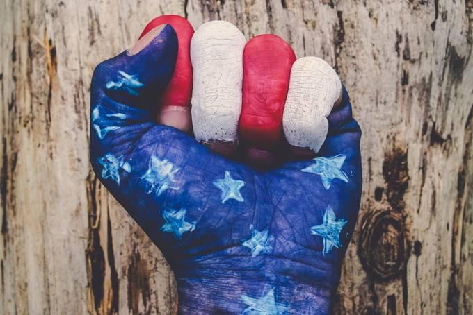 The American Dream by thaddeustobolski - Picturing Hands Photo Contest