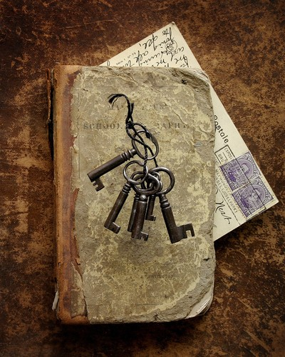 Keys and Book