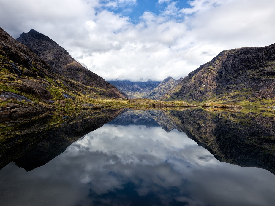 Loch Coruisk Reflections