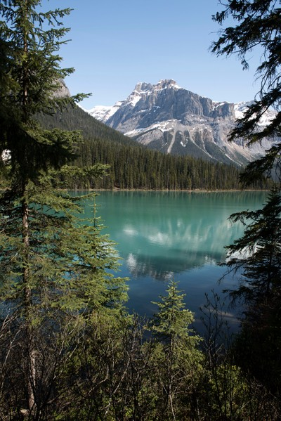 Emerald Lake,Yoho National Park,Canada