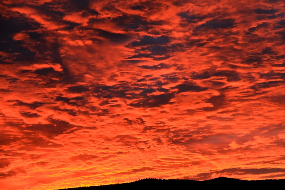 Embers of a sunrise