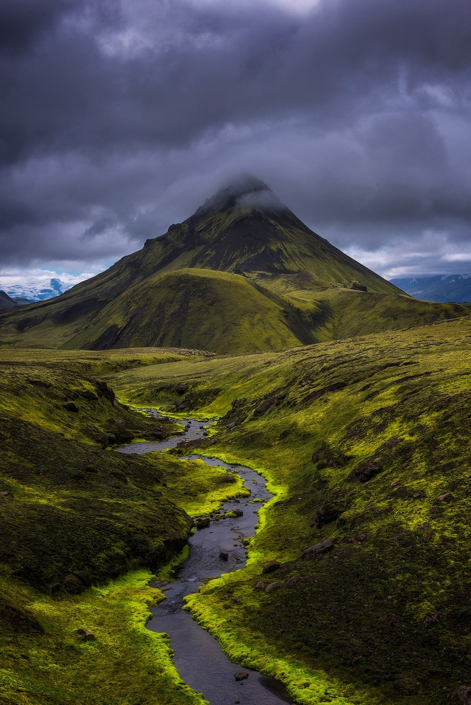 Icelandic Highlands by Tor-Ivar - Streams In Nature Photo Contest