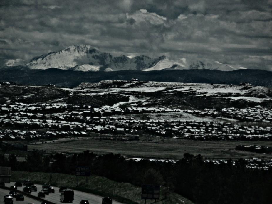 Americas Mountain | Pikes Peak | Colorado