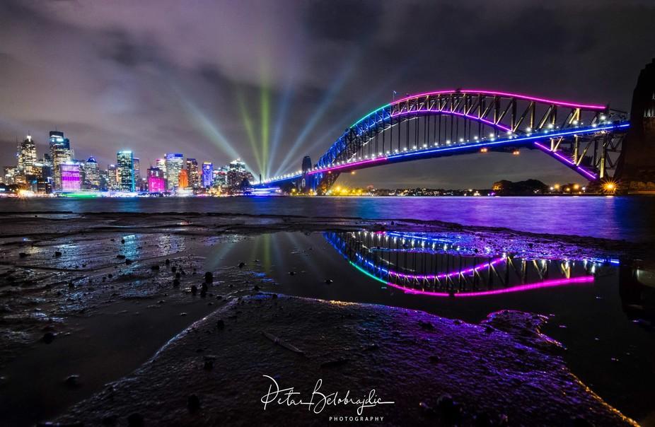 Sydney Vivid 2017
