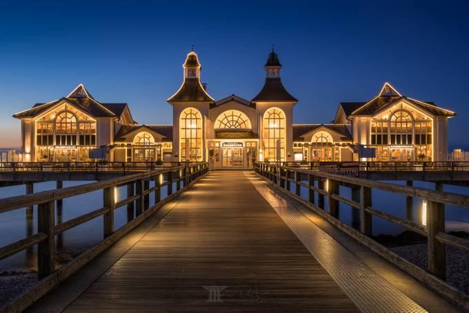 Pier Sellin I by Bilderschmied-Danz - Promenades And Boardwalks Photo Contest