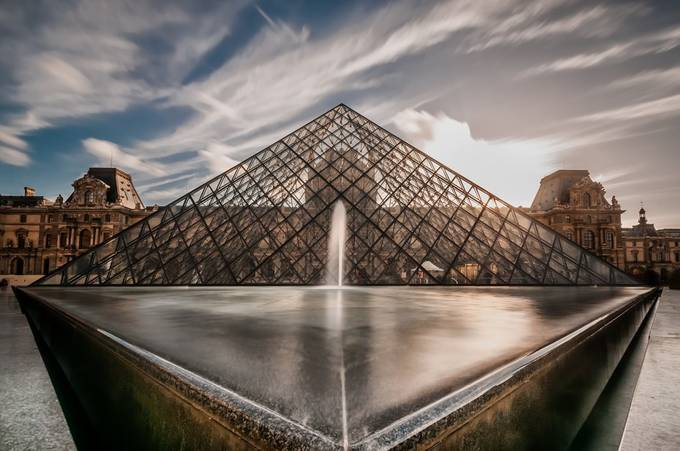 Architecture in paris by massimilianoagati - City Of Love Photo Contest