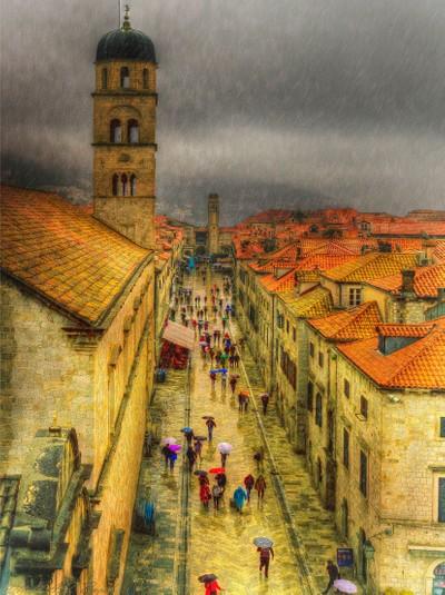 No end to rain in Dubrovnik...__250.jpg