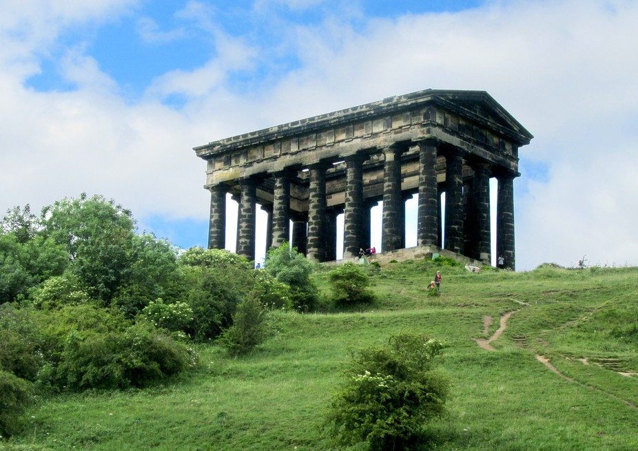 Penshaw monument (Acropolis of the  North East )
