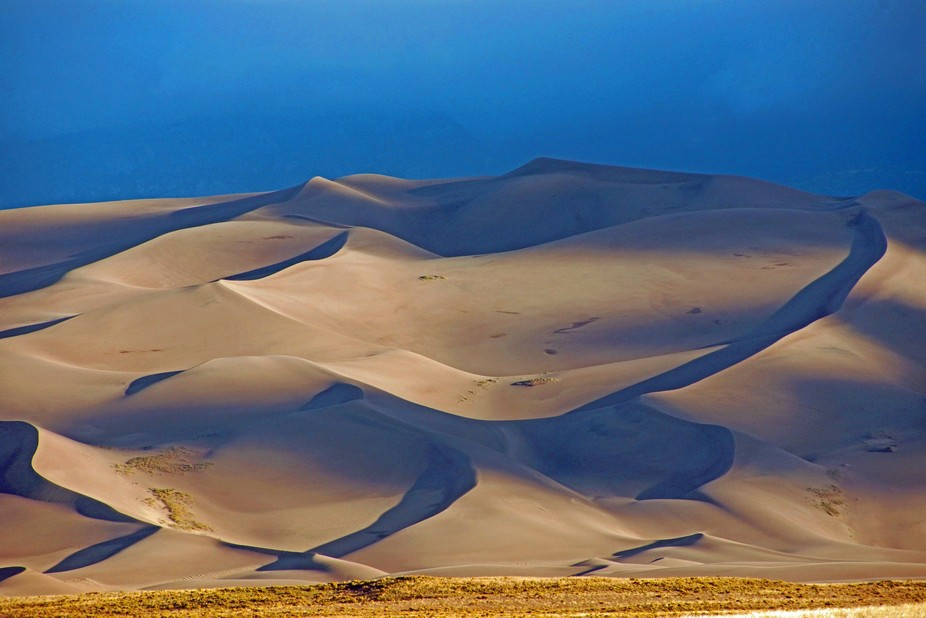 Great Sand Dunes N.P. Colorado, early morning
