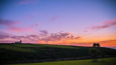 The Cornish Sunset