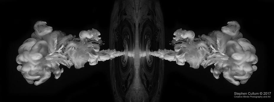 Liquid Abstract Art. Enjoy!