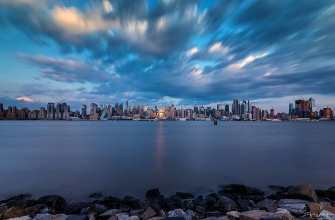 Impression of Manhattan by StefanLueger - My Favorite City Photo Contest