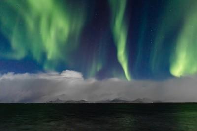 The wild auroras