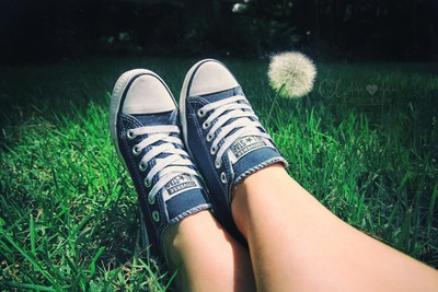 My love for Chucks and Wishes... ヅ