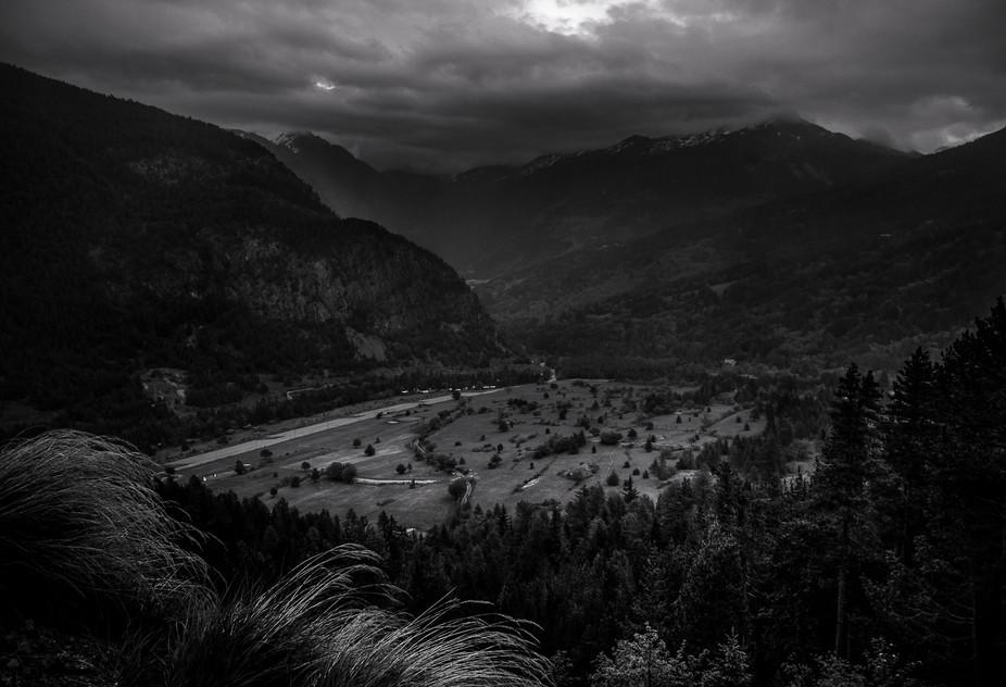 Bardonecchia Valley, Italy, 2017