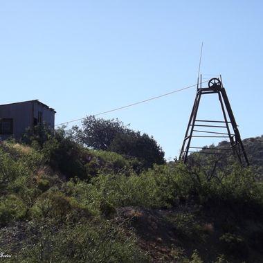 abandonded mine Carlisle NM