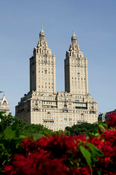 The San Remo Building in NYC