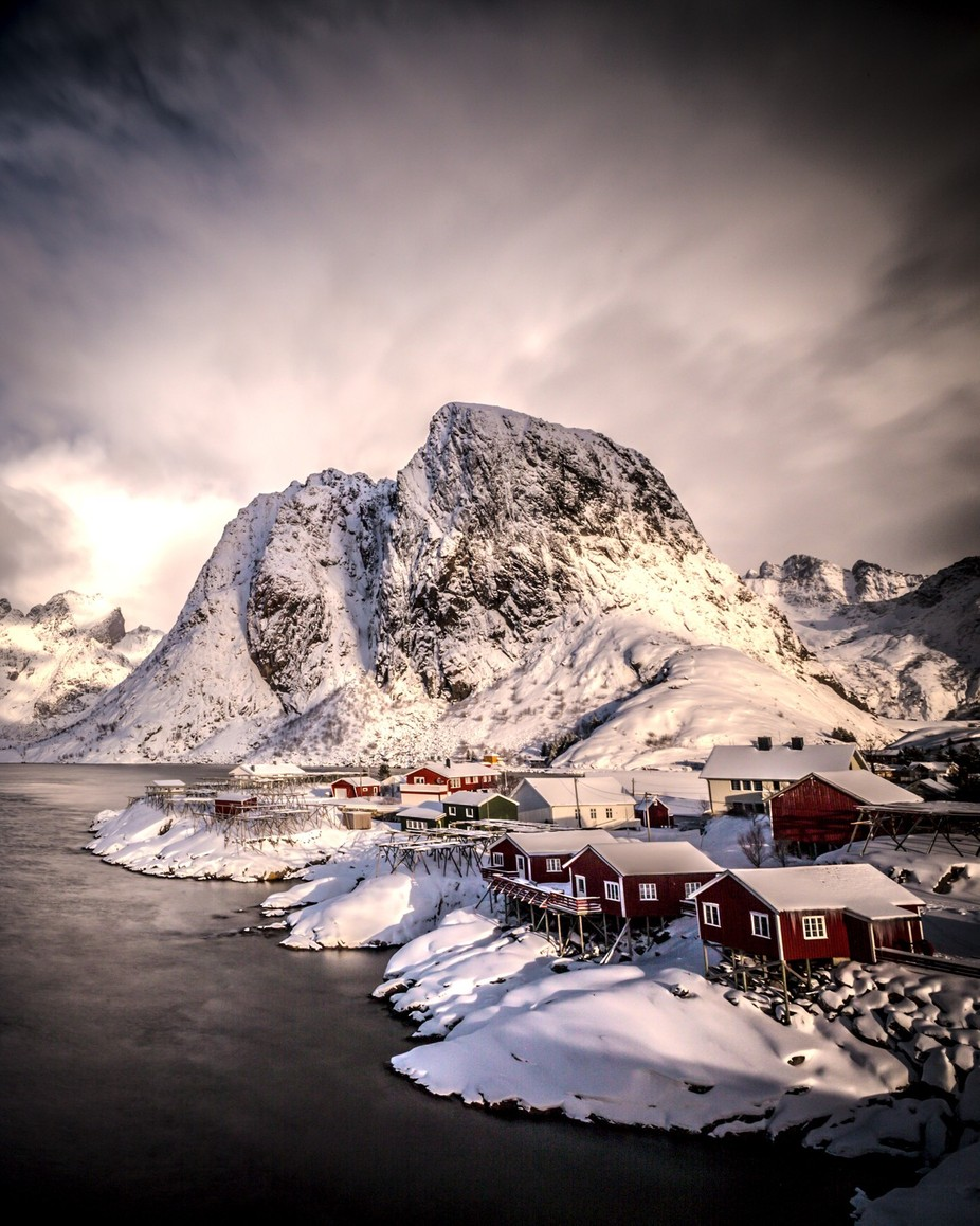 Classic Reine, Lofoten by lddove - Islands Photo Contest
