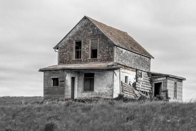 Somewhere in Saskatchewan