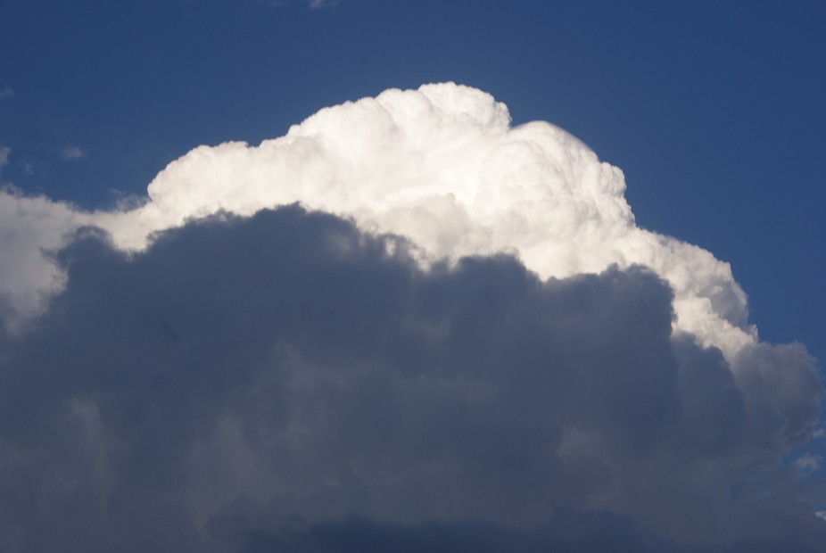 every cloud has a silver lining????