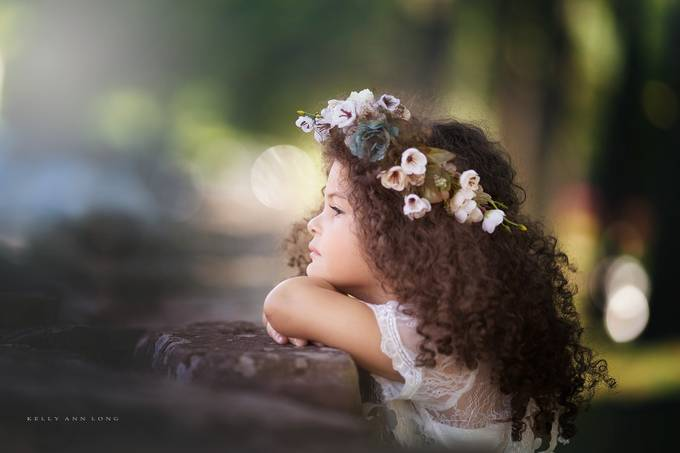 Daydream by KellyALongphotography - Curls Photo Contest